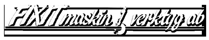 Fixit Transmission Logotype